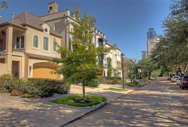 5334 Fayette Street, Houston, TX 77056 (MLS #38668231) :: The Bly Team