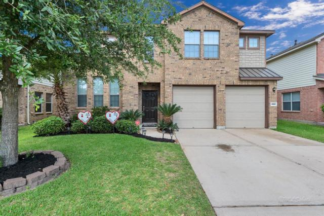 422 Dockside Terrace Lane, Katy, TX 77494 (MLS #38670058) :: The Heyl Group at Keller Williams