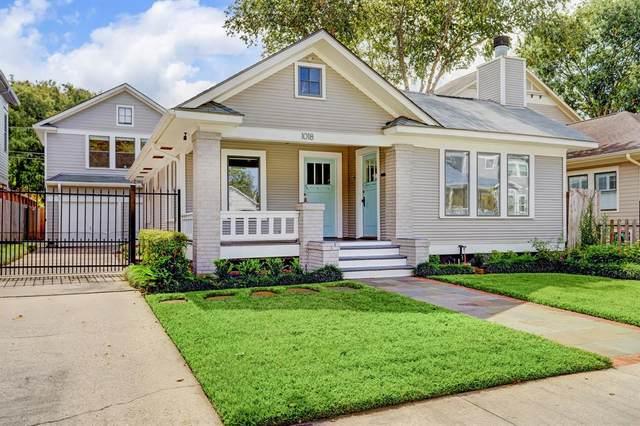 1018 Highland Street, Houston, TX 77009 (MLS #38671462) :: NewHomePrograms.com