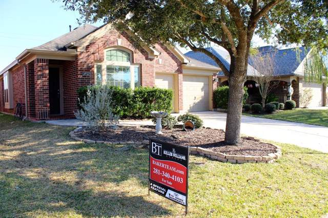 18922 Bluestone Hollow Lane, Tomball, TX 77377 (MLS #38688309) :: The SOLD by George Team