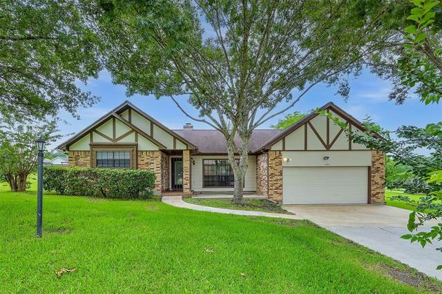 1143 Lakeview Drive, Conroe, TX 77316 (MLS #38698256) :: The Home Branch