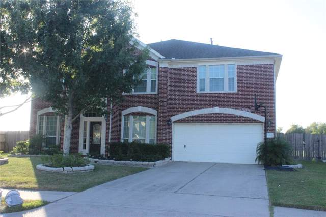 3002 Ivydale Road, Pearland, TX 77581 (MLS #38705354) :: Christy Buck Team