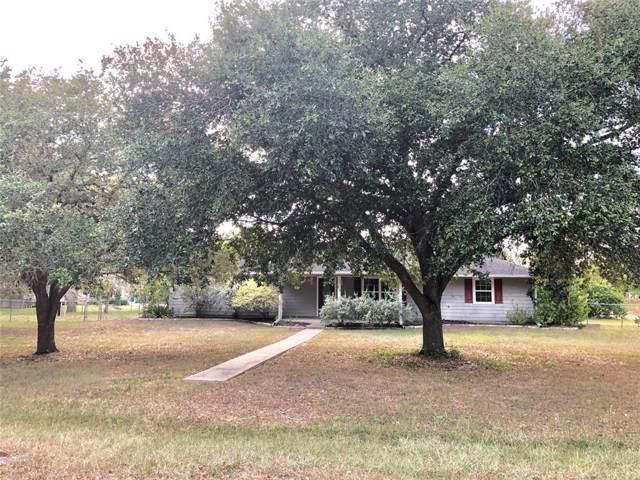 812 Josephine Street, Yoakum, TX 77995 (MLS #38706101) :: Texas Home Shop Realty