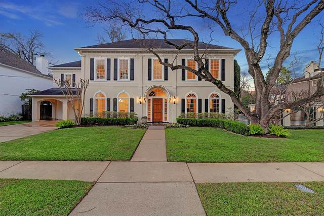 4142 Marquette Street, West University Place, TX 77005 (MLS #38710218) :: The Home Branch