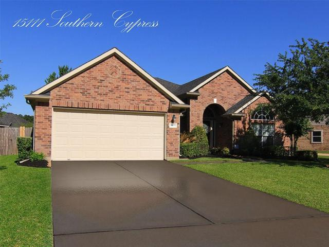 15111 Southern Cypress Lane, Cypress, TX 77429 (MLS #38718592) :: Fanticular Real Estate, LLC