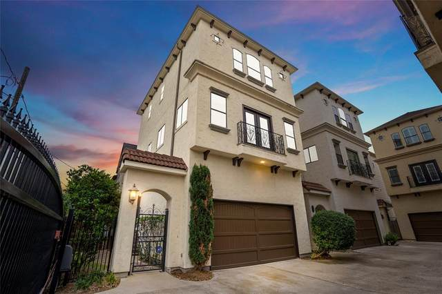 1426 W 21st Street A, Houston, TX 77008 (MLS #3872191) :: Texas Home Shop Realty