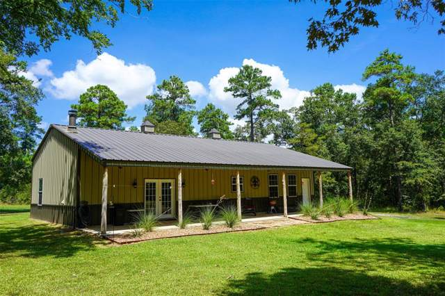 6242 County Rd 217, Richards, TX 77873 (MLS #38725065) :: The Home Branch
