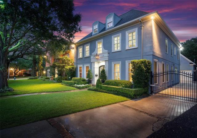 2323 Seyborn Street, Houston, TX 77027 (MLS #38725879) :: The Heyl Group at Keller Williams