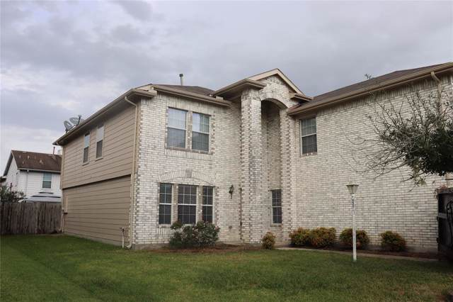 4819 Bentonite Boulevard, Baytown, TX 77521 (MLS #38751029) :: The Jill Smith Team