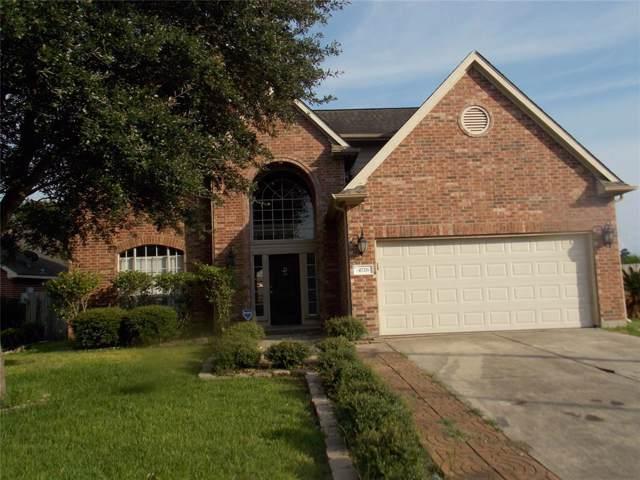 4726 Sagegate Drive, Spring, TX 77373 (MLS #38758195) :: The Heyl Group at Keller Williams