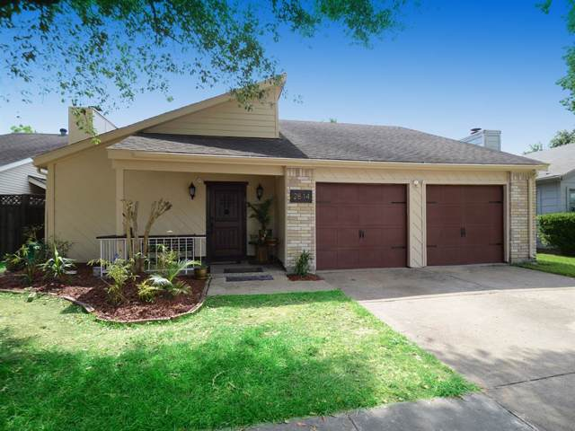 2814 Waypark Drive, Houston, TX 77082 (MLS #38779434) :: The SOLD by George Team