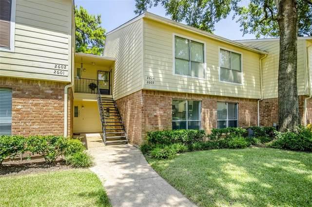 14555 Wunderlich Drive #2603, Houston, TX 77069 (MLS #38789654) :: Caskey Realty