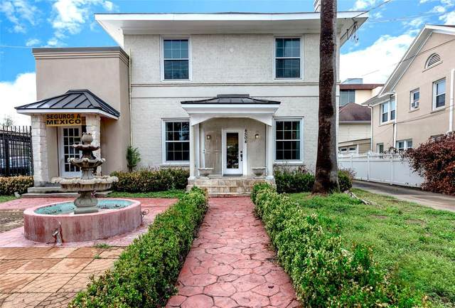 4504 Caroline Street, Houston, TX 77004 (MLS #38799151) :: Connell Team with Better Homes and Gardens, Gary Greene