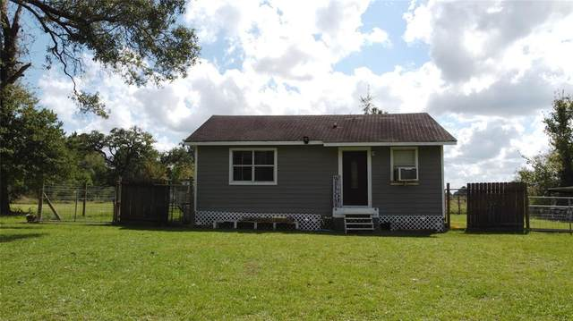 9230 County Road 206A, Plantersville, TX 77363 (MLS #38800164) :: The Home Branch