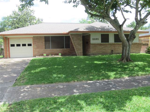 8805 Robindell Drive, Houston, TX 77074 (MLS #38804723) :: CORE Realty