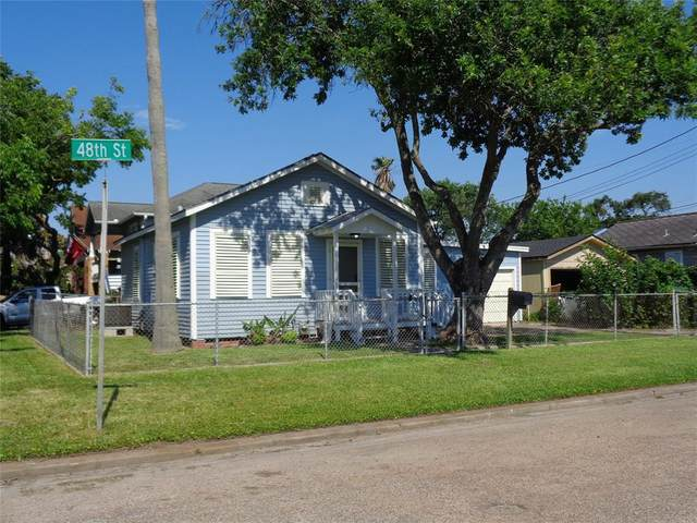 2223 48th Street, Galveston, TX 77551 (MLS #38805348) :: Texas Home Shop Realty