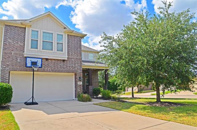 6402 Papaya Bend Drive, Katy, TX 77494 (MLS #38806281) :: Texas Home Shop Realty