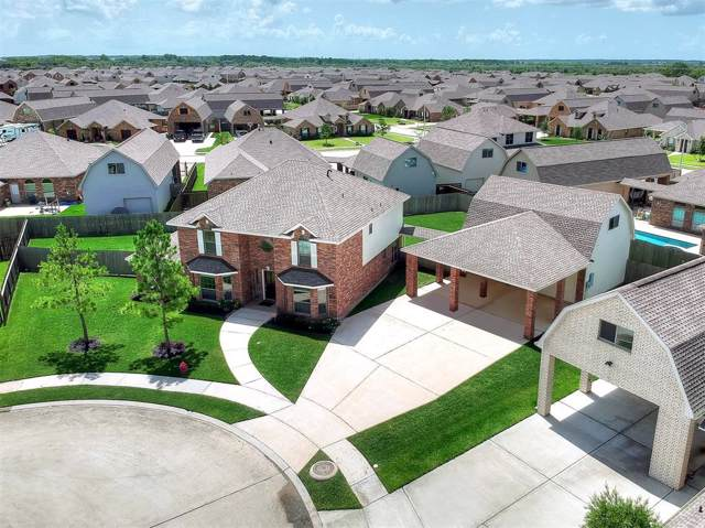 2021 Verde Valley Drive, League City, TX 77573 (MLS #38809193) :: Texas Home Shop Realty