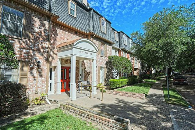 353 N Post Oak Lane #624, Houston, TX 77024 (MLS #38809889) :: Grayson-Patton Team