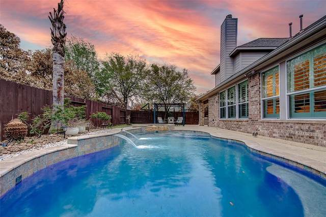 10607 Red Cedar Hollow Drive, Katy, TX 77494 (MLS #38812507) :: The Sansone Group