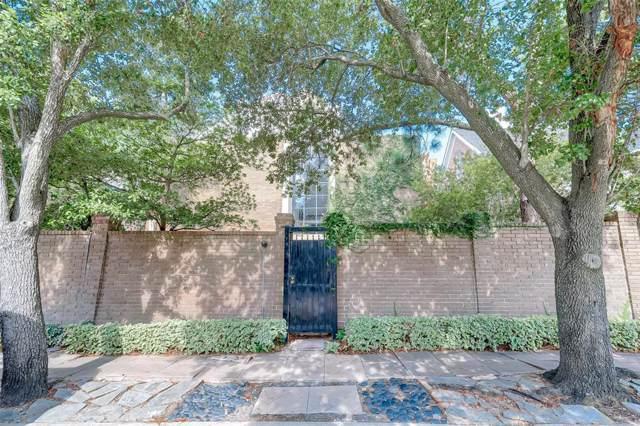 1526 Potomac Drive, Houston, TX 77057 (MLS #38813440) :: Texas Home Shop Realty