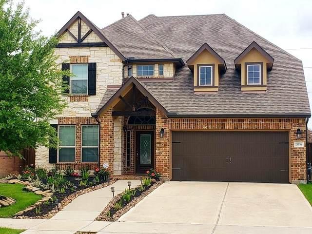 23534 Ortensia Street, Richmond, TX 77406 (MLS #38814283) :: The Home Branch