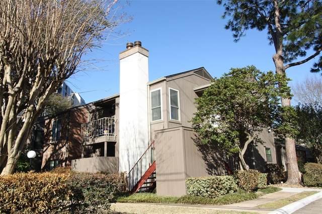 1201 Bering Drive #6, Houston, TX 77057 (MLS #38825640) :: Homemax Properties