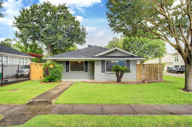 313 Northwood Street, Houston, TX 77009 (MLS #38831131) :: The Property Guys