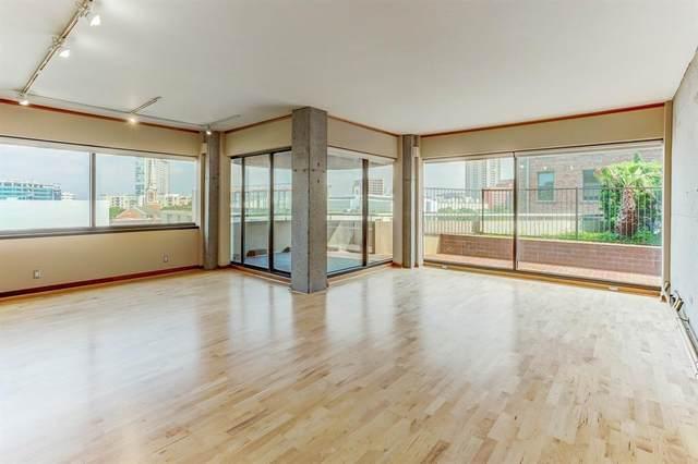 5000 Montrose Boulevard 6F, Houston, TX 77006 (MLS #38833863) :: Giorgi Real Estate Group