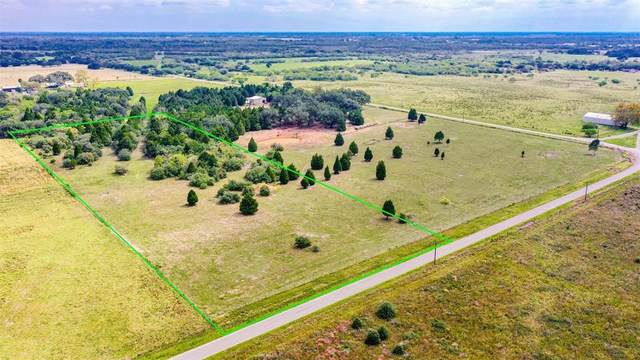 4168 Kurtz Rd Road, Sealy, TX 77474 (MLS #38838376) :: The Bly Team