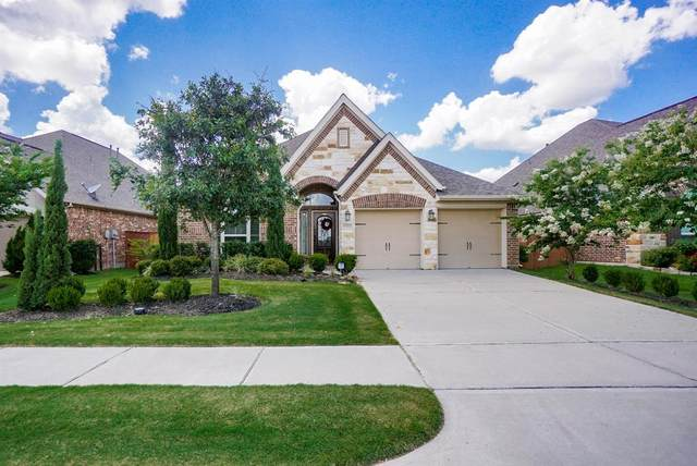 17018 Chalmers Close Court, Richmond, TX 77407 (MLS #38841301) :: The Queen Team
