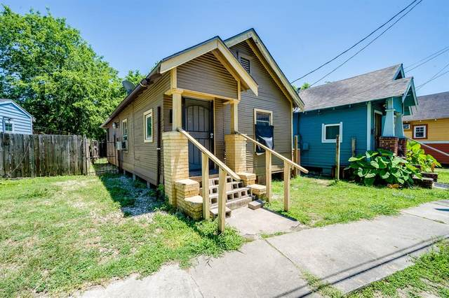 3301 Sauer Street, Houston, TX 77004 (MLS #38849862) :: The SOLD by George Team