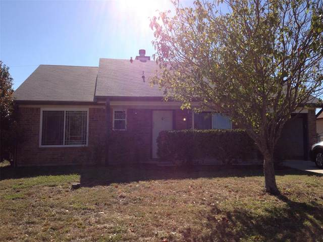 207 Bronc Drive, Copperas Cove, TX 76522 (MLS #38861061) :: The Bly Team