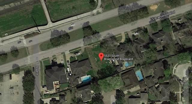 5531 S Braeswood Boulevard, Houston, TX 77096 (MLS #38880466) :: Ellison Real Estate Team