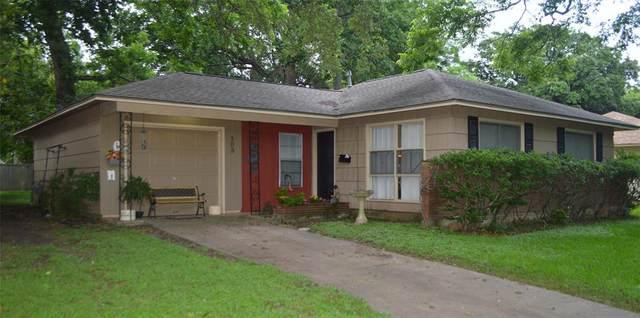 103 Palm Lane, Lake Jackson, TX 77566 (MLS #38888598) :: The Bly Team