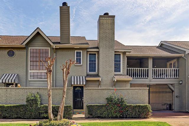 2215 Stanford Street, Houston, TX 77006 (MLS #38889217) :: Texas Home Shop Realty