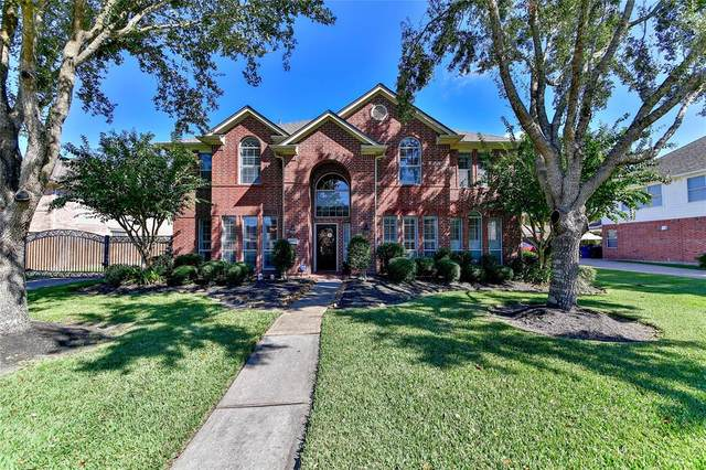 1803 Sandy Lake Drive, Friendswood, TX 77546 (MLS #38889619) :: The SOLD by George Team