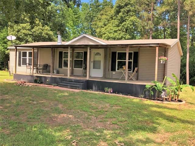 161 Leaning Oak Road, Point Blank, TX 77364 (MLS #38891585) :: Michele Harmon Team