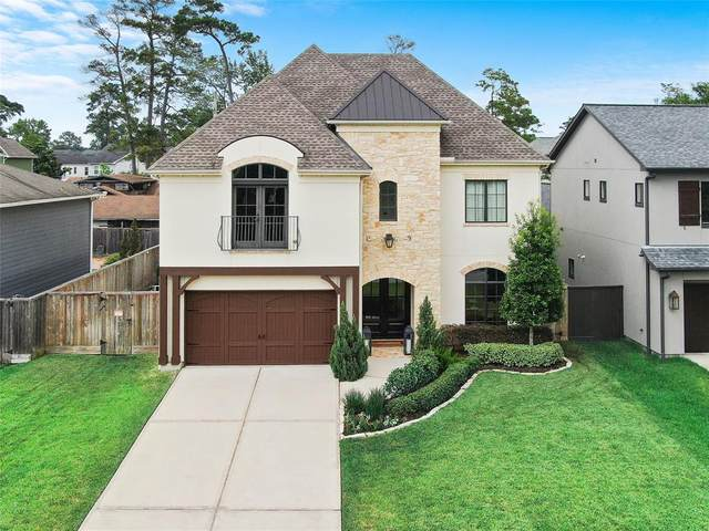 1238 Wakefield Drive, Houston, TX 77018 (MLS #38894022) :: The Bly Team
