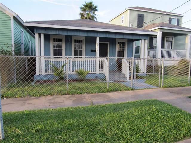 2812 Avenue Q 1/2, Galveston, TX 77550 (MLS #38898912) :: TEXdot Realtors, Inc.