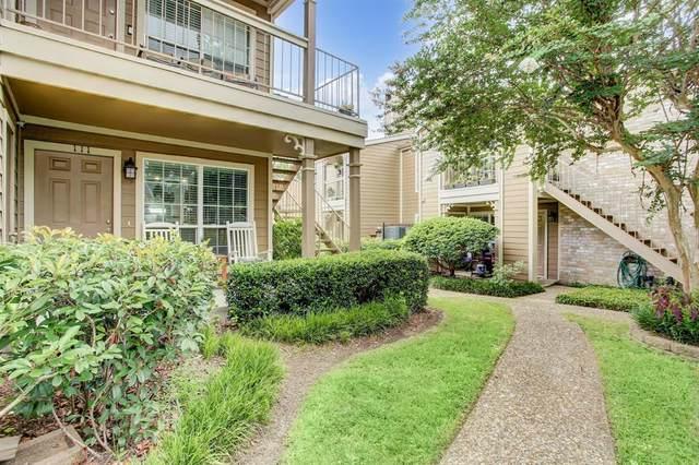 1880 White Oak Drive #111, Houston, TX 77009 (MLS #38904570) :: Lerner Realty Solutions