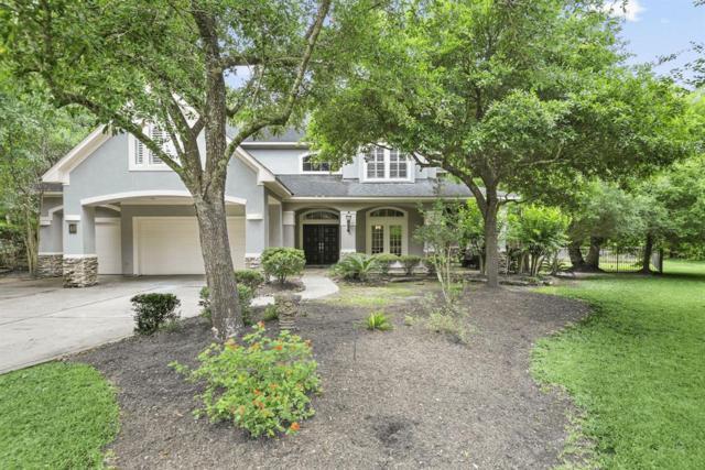 46 King Pine Court, The Woodlands, TX 77382 (MLS #38919420) :: The Kevin Allen Jones Home Team