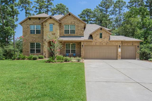 11014 Oak Cliff Court, Conroe, TX 77304 (MLS #38936726) :: NewHomePrograms.com LLC