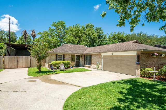 7307 Willow Oak Drive, Baytown, TX 77521 (MLS #38962283) :: The Sansone Group