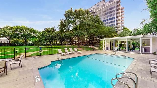 2701 Westheimer Road 8B, Houston, TX 77098 (MLS #38974378) :: Michele Harmon Team