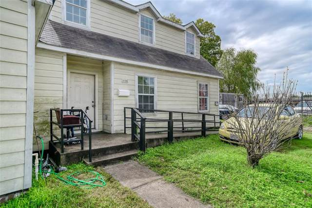 3106 Liberty Road #1, Houston, TX 77026 (MLS #38982138) :: Texas Home Shop Realty