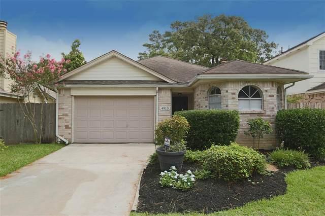 4910 Deer Point Drive, Spring, TX 77389 (MLS #38990047) :: Ellison Real Estate Team