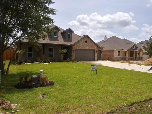 31634 Johlke Road, Magnolia, TX 77355 (MLS #38990238) :: Guevara Backman
