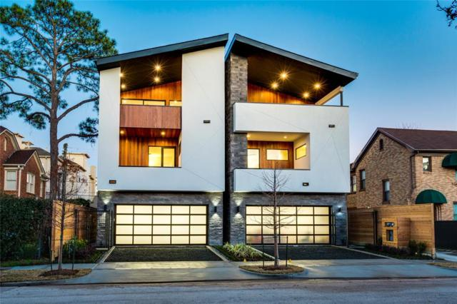1413 Crocker Street, Houston, TX 77019 (MLS #38996553) :: Texas Home Shop Realty
