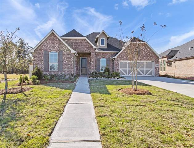 11014 Loblolly Wood Drive, Tomball, TX 77375 (MLS #39000770) :: The Bly Team